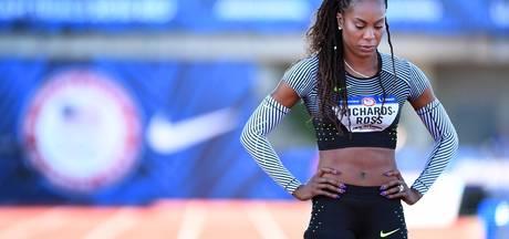 Viervoudig Olympisch kampioene pleegde abortus twee weken voor wedstrijd
