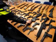 Ook in Twente zwaardere straffen bij wapenbezit