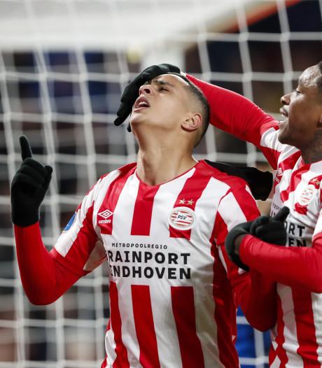 Samenvatting | Eindelijk weer een zorgeloze avond voor PSV