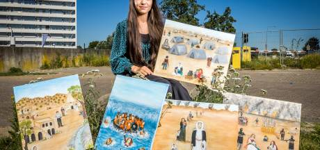 Holya (17) schildert de genocide op haar volk: 'Ik was zo bang, IS zat overal'