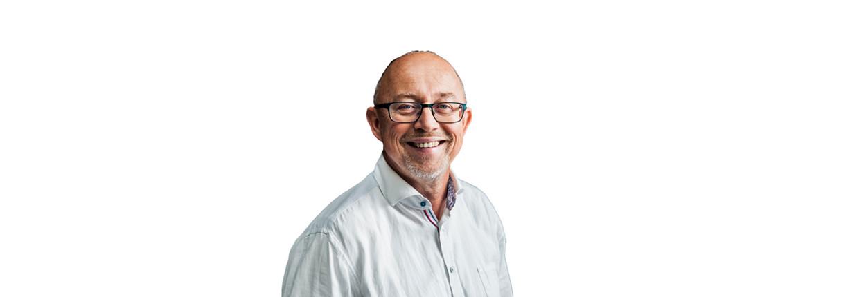 Voetbalverslaggever en columnist Willem Vissers