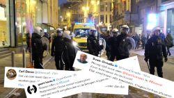 """Bekend Vlaanderen reageert op rellen in Brussel: """"Hoe een stad zorgvuldig haar eigen reputatie vernietigt"""""""
