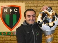 Hoofdtrainer Duzgun na dit seizoen weg bij RFC