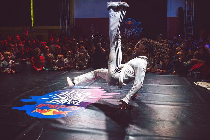Red Bull Dance Your Style at Urban Center in Antwerp on September 29, 2019.