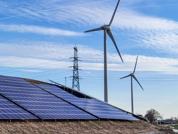 Ook de bewoners van de Hellendoornse buurtschappen willen zelf de regie houden als het gaat om de manier, waarop hier straks op duurzame wijze energie wordt opgewekt.