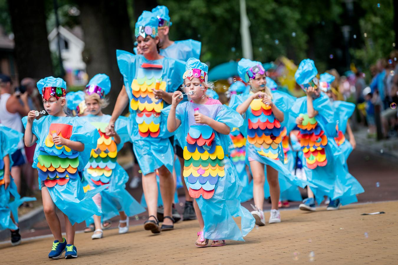 HAARLO - Optocht zomerfeesten door Haarlo EDITIE: ACHTERHOEK FOTO: Emiel Muijderman EVM20180706