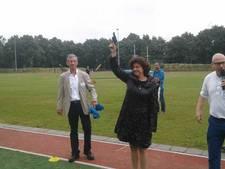 Gerenoveerde atletiekbaan Scorpio officieel in gebruik genomen