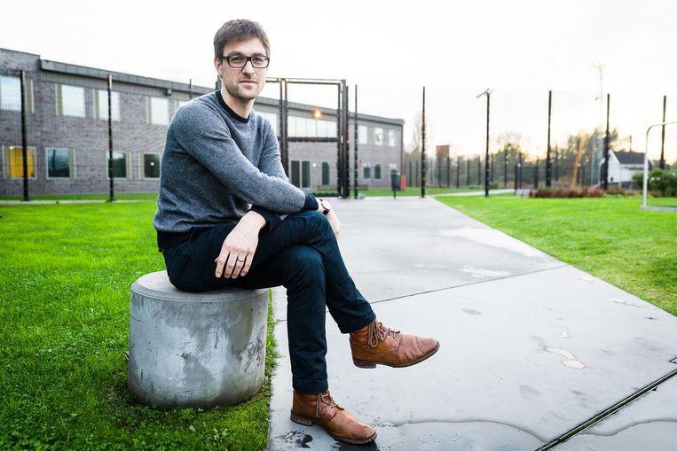 Ruben van den Ameele, hoofd van de supportieve zorglijn in het Forensisch Psychiatrisch Instituut, noemt de evolutie positief