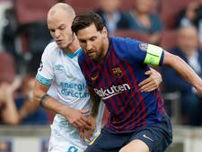 LIVE   Barcelona op voorsprong tegen PSV door schitterende vrije trap Messi