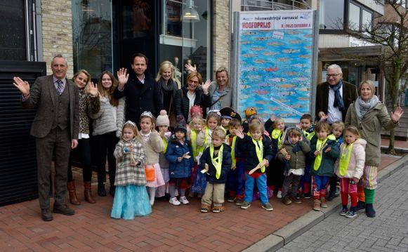 De winnaars van de Sint-Jansschhol