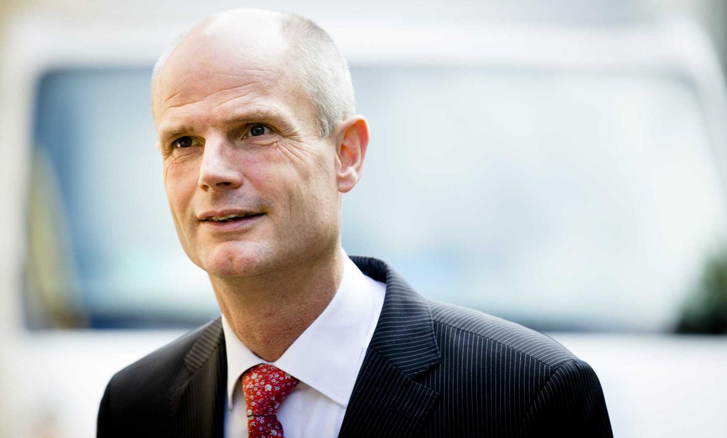 Minister Stef Blok voor Wonen en Rijksdienst
