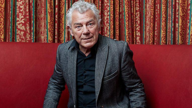 'Ik heb een rare verhouding met theater. Dat ik acteur ben geworden was ook min of meer toeval.' Beeld Erik Smits