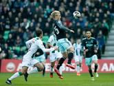 Teruglezen: Ajax verspeelt punten met gelijkspel in Groningen