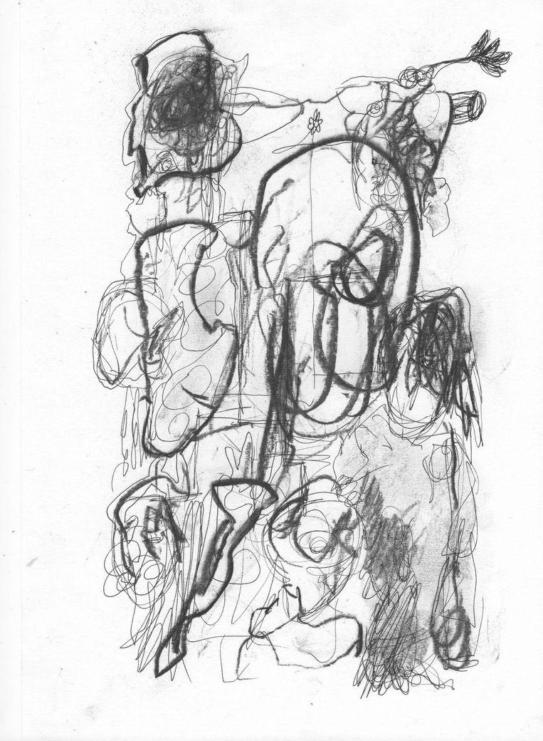 A journey around my room, Vincent Ceraudo.  Beeld Vincent Ceraudo, Galerie Van Zijll Langhout