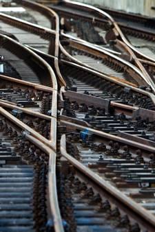 Stroomstoring treintraject Zutphen - Dieren voorbij