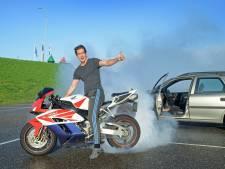 Rico uit Scharendijke maakt stuntfilmpjes aan de Grevelingen: 'Ik wil een beetje kind blijven'