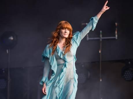 Florence + The Machine komt dit jaar met nieuwe plaat