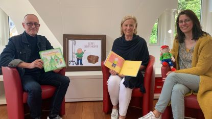 Zorghotel Villa Rozerood voorgesteld in twee kinderboekjes