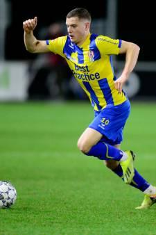 TOP Oss speelt gelijk in Brabants onderonsje bij Jong PSV
