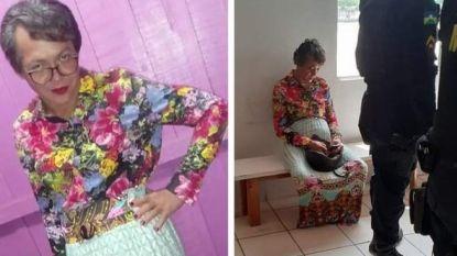 Goed geprobeerd: Braziliaan vermomt zich als zijn moeder om rijexamen af te leggen