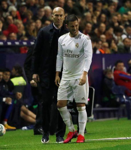 """Eden Hazard pas retenu pour le match contre Getafe: """"Il faut aller doucement"""""""