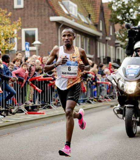 Nageeye loopt bij elite in marathon van Valencia