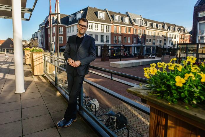Ruud van Eeten, directeur van cultuurcentra Tiliander en Den Boogaard.