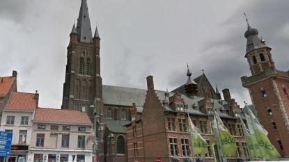 Diefstal in de Sint-Vincentiuskerk: offerblok leeggehaald