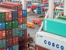 Nederlandse export daalde met 9 procent in het eerste halfjaar
