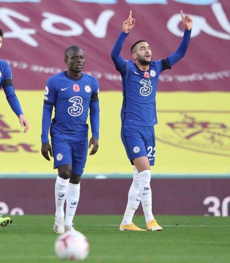 Ziyech neemt Chelsea met goal en assist bij de hand: 'Een goede week voor mij'