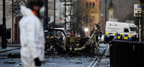 Noord-Ierse politie: 'Echte IRA' mogelijk achter explosie