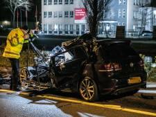Jongen (17) overleden na zware crash op A73, bijrijder (20) lichtgewond