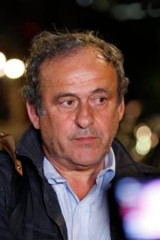 La garde à vue de Michel Platini est levée