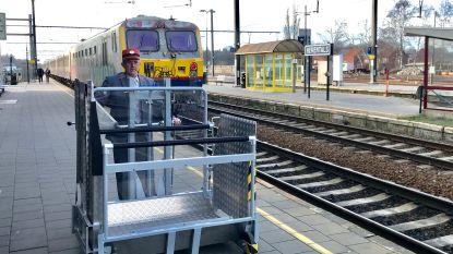 Kempense stations nog niet optimaal voor mensen met beperking