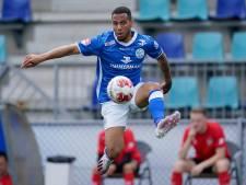 FC Den Bosch-linksback Dwayne Green is als Malibu met een vleugje ouzo