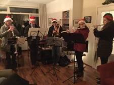 Een 'muzikale' kerstkaart bestellen? Het kan in Alphen