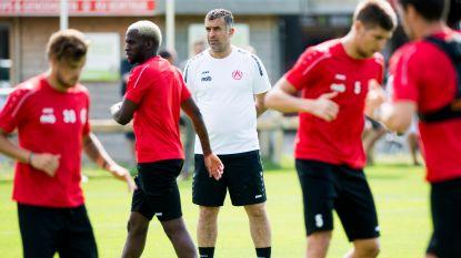 Nieuwe coach Anastasiou leidt eerste training bij Kortrijk