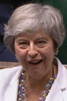 """La délicieuse ironie de Theresa May: """"J'ai un sentiment de déjà-vu"""""""