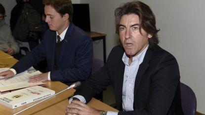 Sa Pinto drie speeldagen geschorst voor toneelstukje tegen Anderlecht