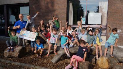 Wombatjes van De Klimboom schenken geld aan vzw Help Brandwondenkids