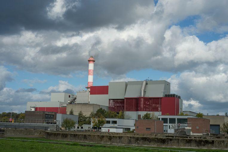 De ISVAG-oven in Wilrijk.