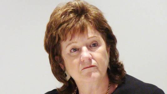 Professor Alexis Jay, hoofd van het onderzoek naar het misbruikschandaal in het Engelse Rotherham.