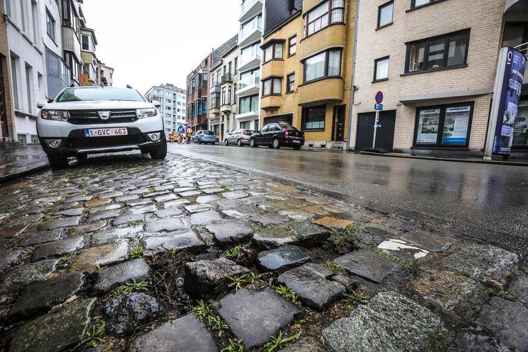 Jozef II-straat wordt heraangelegd.