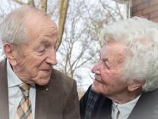 Hoe het bombardement van Rotterdam de 'vonk' was voor 70 jaar huwelijksgeluk in Meppel