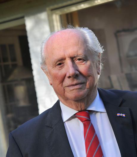 Honorair consul Hansjörg Bele vervulde zijn erebaan met trots