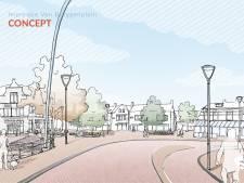 Centrum Dalfsen kleurt groen in vier duurzame schetsen