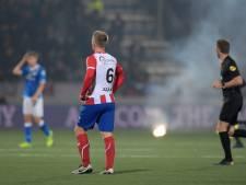 Directeur Bijvelds: 'Vuurwerkgooier(s) TOP Oss wacht de zwaarste straf'