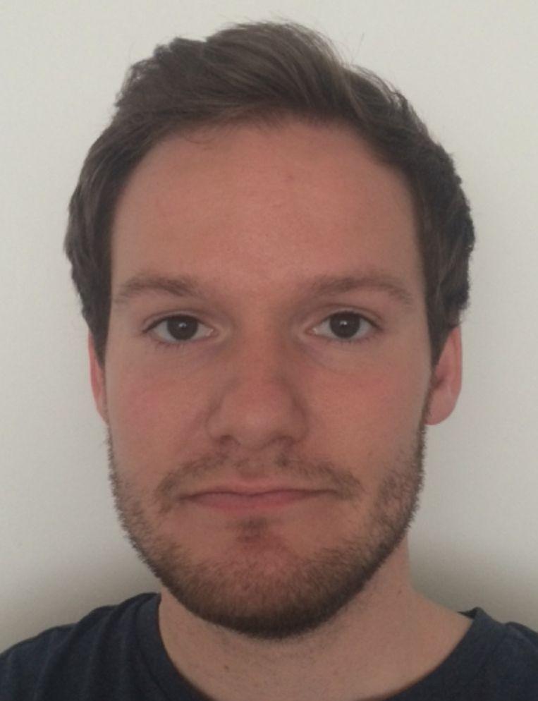 Daniël de Jonge is student literatuurwetenschap. Beeld
