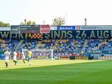 Corona-uitbraak bij RKC Waalwijk, duel met PEC Zwolle afgelast