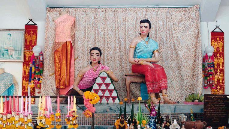 Geesten en goden zijn in Cemetery of Splendour, net als in Thailand zelf, de gewoonste zaak van de wereld. Beeld